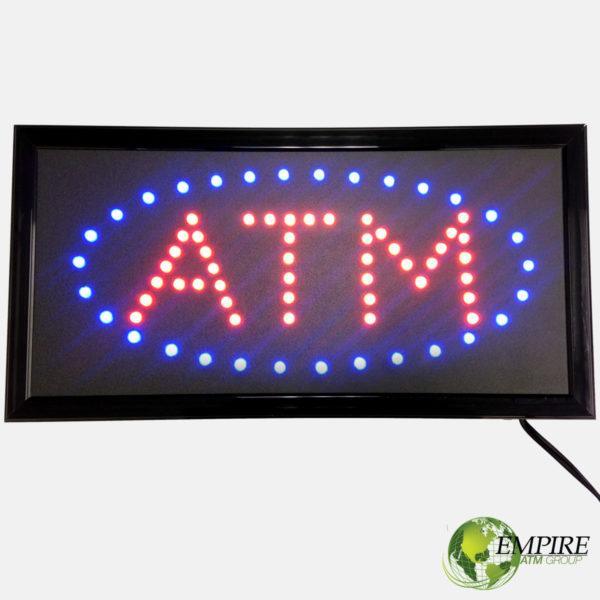 Led Atm Sign Empire Atm Group