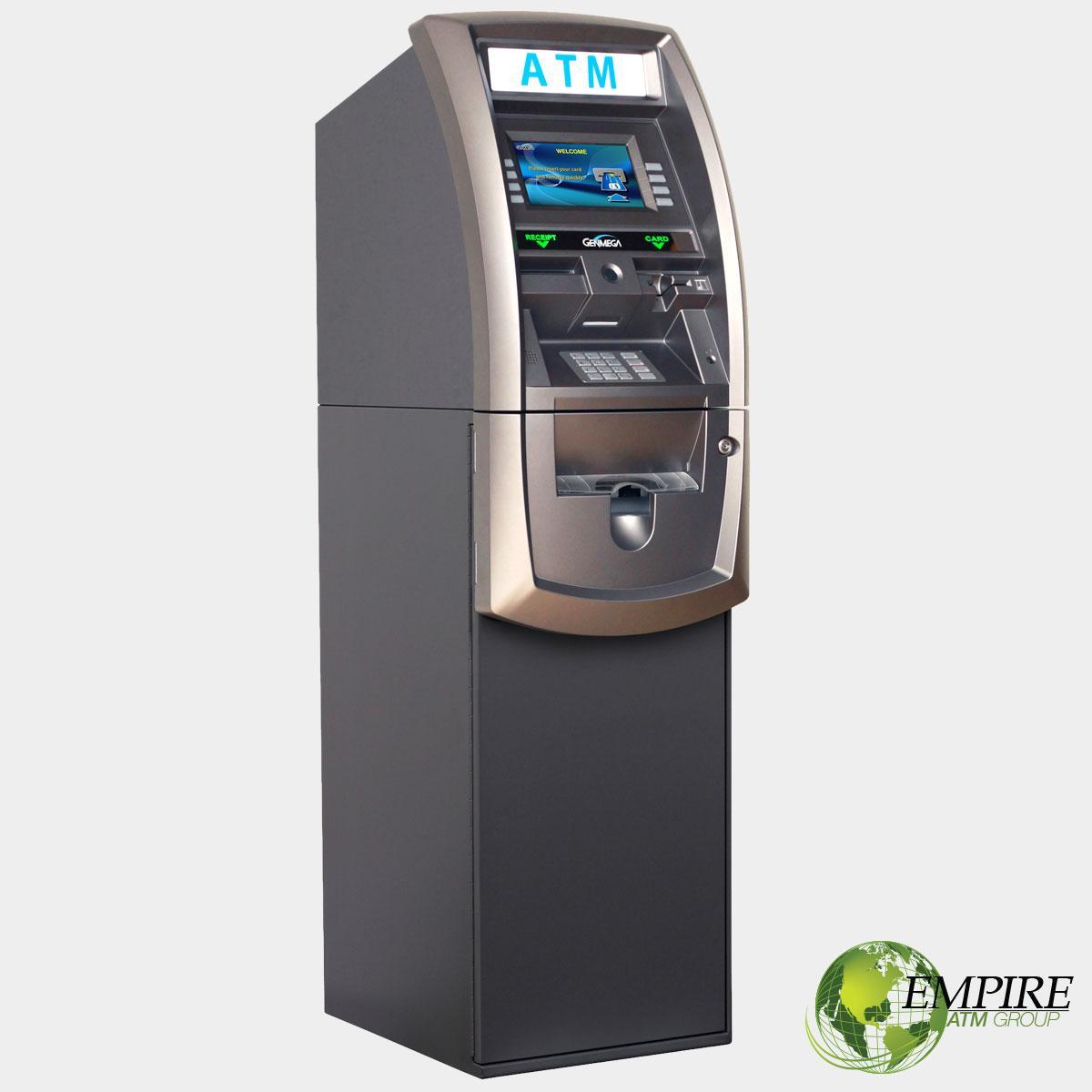 atm machine business franchise