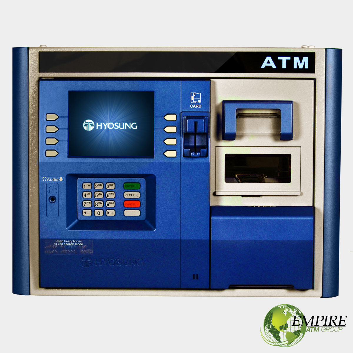 Nautilus Hyosung 4000w Atm Machine Empire Atm Group